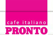 "Cafe italiano ""PRONTO"""